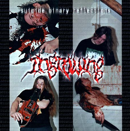 INGROWING - Suicide Binary Reflections CD