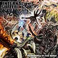 INTERNAL SUFFERING - Awakening Of The Rebel CD