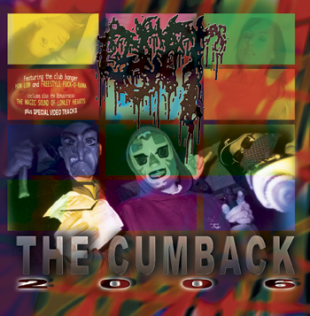 GUT - The Cumback CD