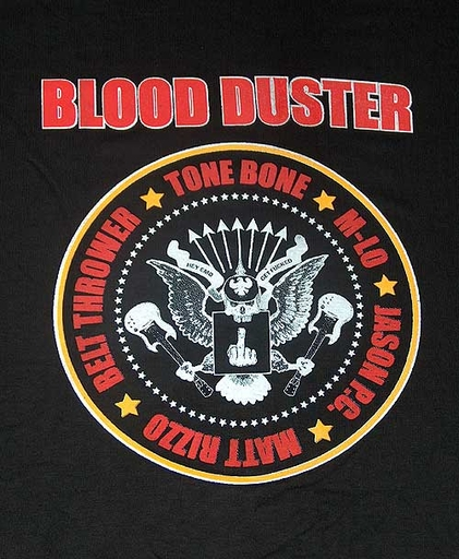 BLOOD DUSTER - Ramones LS