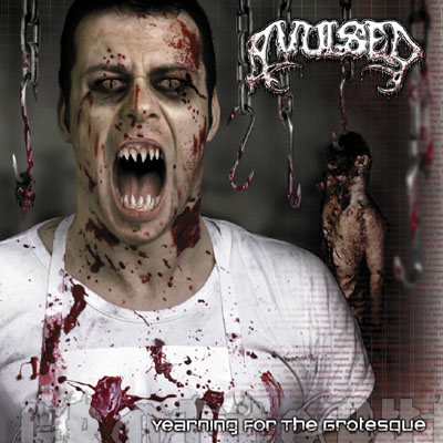 AVULSED - Yearning For The Grotesque CD digipack