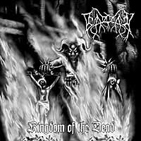 BAZZAH - Kingdom Of The Dead CD