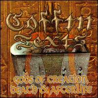 COFFIN TEXTS - God Of Creation, Death & Afterlife CD