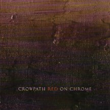 CROWPATH - Red On Chrome CD