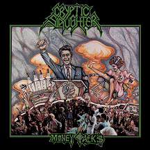 CRYPTIC SLAUGHTER - Money Talks CD
