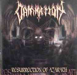 DAMNATION - Resurrection Of Azarath