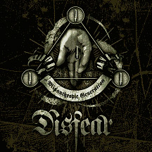 DISFEAR - Misanthropic Generation CD
