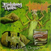 EMBALMING THEATRE / TORTURE INCIDENT CD