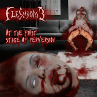 FLESHBOMB - At The First Stage Of Perversion