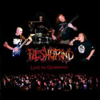 FLESHGRIND - Live In Germany CD