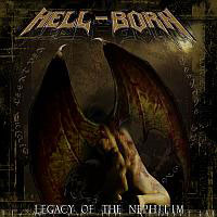 HELL-BORN - Legacy Of The Nephilim CD