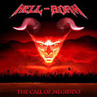 HELL-BORN - The Call Of Megiddo CD