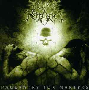 HOUR OF PENANCE - Pageantry For Martyrs CD