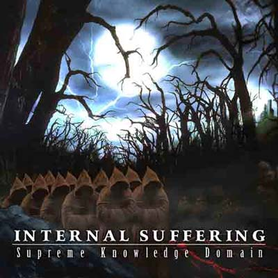 INTERNAL SUFFERING - Supreme Knowledge Domain CD