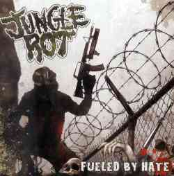 JUNGLE ROT - Fueled By Hate CD