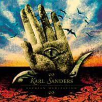 KARL SANDERS - Saurian Meditation CD