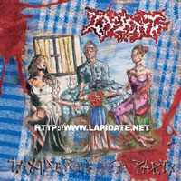 LAPIDATE - Taxiderthy Tea Party CD