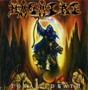 MASACRE - Total Death CD