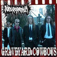 NEUROPATHIA - Graveyard Cowboys CD