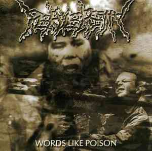 PERVERSITY - Words Like Poison CD