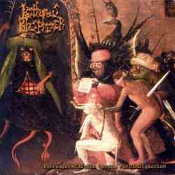 POSTHUMOUS BLASPHEMER - Putrespermfaction Versus Fertiholyzation CD
