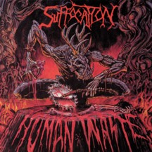 SUFFOCATION - Human Waste CD