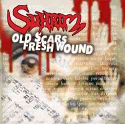 SUHRIM - Old Scars, Fresh Wound CD + DVD