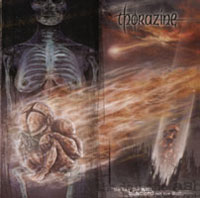 THORAZINE - The Day The Ash Blacked Out The Sun CD