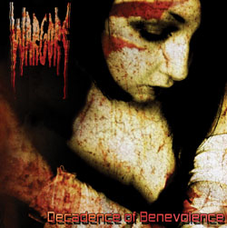 WARGORE - Decadence Of Benevolence CD