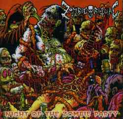 ZOMBIE RITUAL - Night Of The Zombie Party