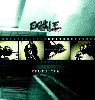 EXHALE - Prototype CD