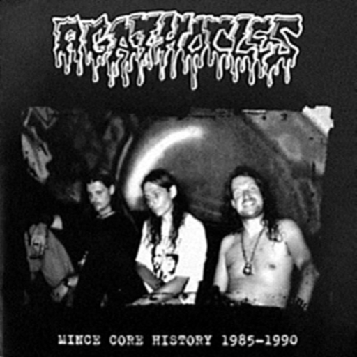 AGATHOCLES - Mince Core History 1985-1990 CD