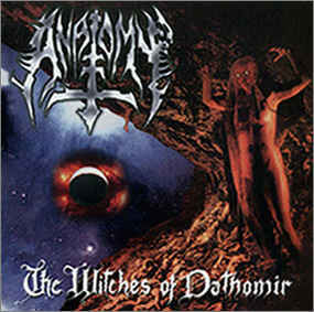ANATOMY - The Witches Of Dathomir CD