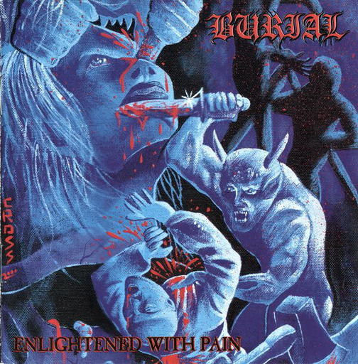 BURIAL - Enlightened With Pain CD