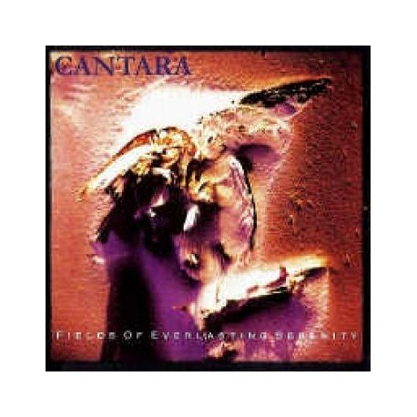 CANTARA - Fields Of Everlasting Serenity CD
