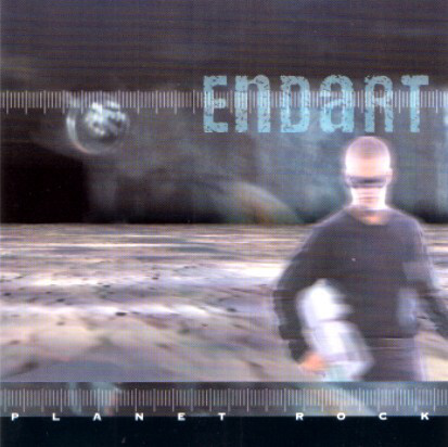 ENDART - Planet Rock CD