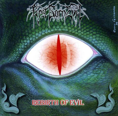 FIRSTBORN EVIL - Rebirth Of Evil