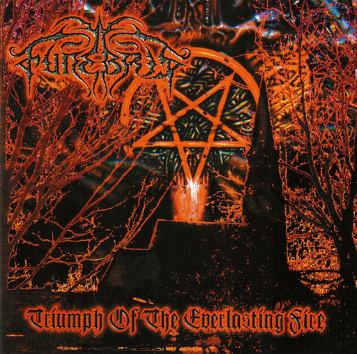FUNEBRIS - Triumph Of The Everlasting Fire CD