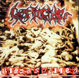 GENOCIDE - Bloodsplilled CD