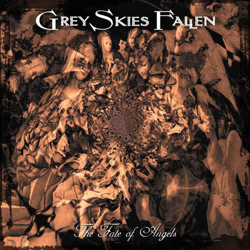 GREY SKIES FALLEN - The Fate Of Angels CD