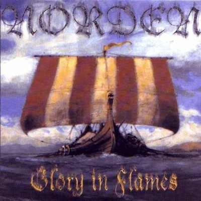 NORDEN - Glory In Flames CD digipack