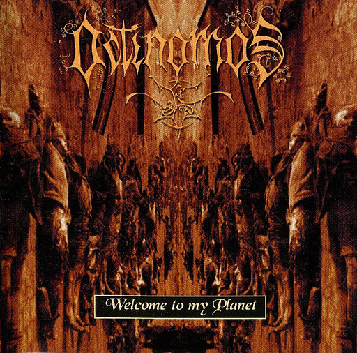 OCTINOMOS - Welcome To My Planet CD