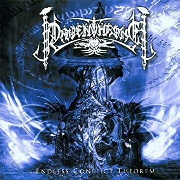 RAVENTHRONE - Endless Conflict Theorem CD