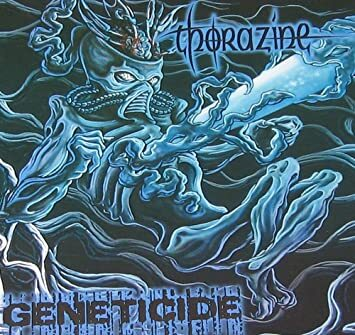 THORAZINE - Geneticide CD
