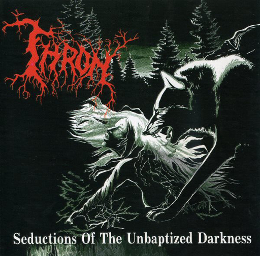THRON - Seductions Of The Unbaptized Darkness CD