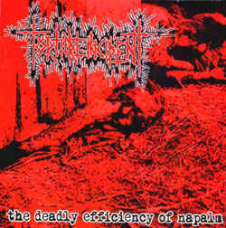 TORTURE INCIDENT - The Deadly Efficiency Of Napalm CD