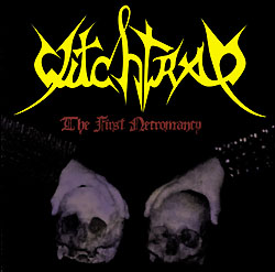 WITCHTRAP - The First Necromancy CD