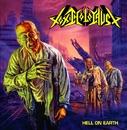 TOXIC HOLOCAUST - Hell On Earth CD