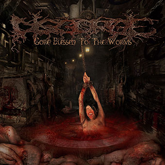 DISGORGE - Gore Blessed To The Worms CD