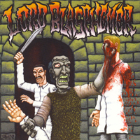 LORD BLASPHEMER - Tales Of Misanthropy, Bloodlust And Mass Homic CD digipack
